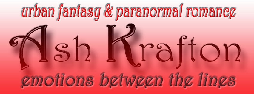 Ash Krafton, Speculative Fiction Author